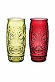 Kitchencraft Bar Craft Tiki Verres à Cocktail 60cl