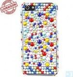 Grossiste,fournisseur chinois : Colorful Case Surface du diamant dur pour l'iPhone 5