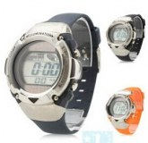 Grossiste,fournisseur chinois: des hommes et des femmes montre-bracelet en silicone numérique aut...