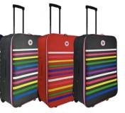 Set de 3 valises polyester