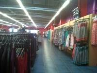 Agencement Vêtements-Chaussures et Accessoires de 1000 m²
