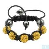 Grossiste, fournisseur et fabricant CB40/bracelet tibetain compose de 5 boule de crystal
