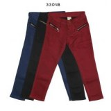 "Fabricant Pantalon Fille ""Aeropilote"" 2/6 ans"