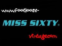 MISS SIXTY en destockage chez footloose-vintage