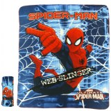 Spiderman couverture polaire
