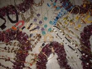 Lots de bijoux pour revendeur