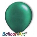 Sachet de 100 ballons Vert émeraude