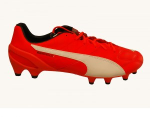 Lot chaussures de foot Puma EVOSPEED 1 4 LT.LAVA - 10361501