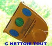 """RACLETTE VITRE MAGNETIQUE """" Double Vitrage 12-23 mm """""""