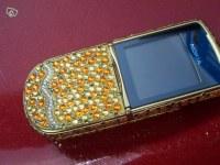 Nokia 8800 sirocco unique pierres de swarowski