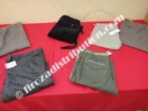 Pantalons Hiver Manoukian.