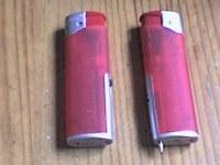 Briquet rechargable