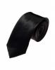 Cravate slim Noir
