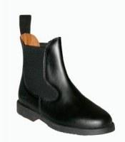 Boots équitation DASLO en cuir