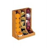 Porte capsule pour dosettes - bambou