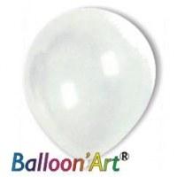 Sachets de 100 ballons transparents de 30 cm