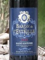 120 St Estèphe 2006 Baron de L'estrille
