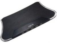 Grossiste Tapis de souris avec éclairage et HUB USB 4 ports