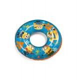 Bouée gonflable - les minions - jouet de piscine pour enfant