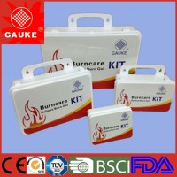 Boîte de secours pour brûlure-GKB900