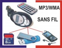 LOT TRANSMETTEUR FM MP3 MP4 IPHONE