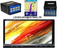 """Autoradio 7"""" Bluetooth DVD/DIVX/TV/SD/USB  GPS"""