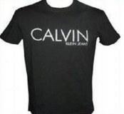 T.SHIRTS GUESS / CALVIN KLEIN...13€ HT