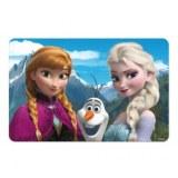 Set de table 3d - la reine des neiges