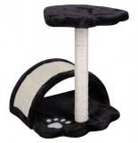 Arbre à chat - noir - accessoires pour animaux