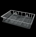 Egouttoir à vaisselle colonia plus - métaltex - grand egouttoir