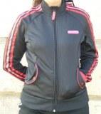 Veste adidas Femme noir et rose