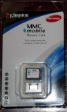 RS MMC mobile Kignstone 512 MB ou 1GB