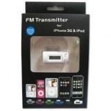 Transmetteur FM206 canaux pour ipod, iphone