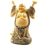 Bouddha Chinois Mains Lévées