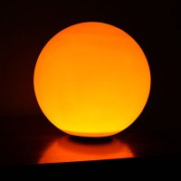 Sphère lumineuse - filaire - diamètre 50cm