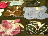 GROSSISTE DESTOCKEUR LOT DE LINGERIE NATURANA
