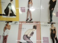 LOT DE COLLANT LAPERLA