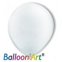 Sachet de 100 ballons blanc