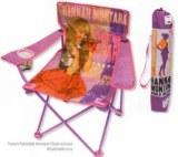 Chaise de Camping Pliable Hannah Montana