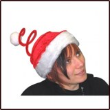 Bonnet de Noel Ressort