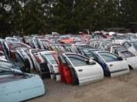 Lot de pieces détachées auto occasion carrosserie