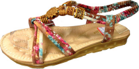 Sandale comfort et exotique
