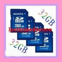 CARTE 32 GB SDHC NEUVE CLASS 10