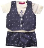 Ensemble 3 pcs Marin