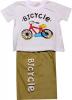 Ensemble garçon bicycle