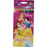 Lot 18 boîtes 12 crayons de couleur