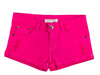 Shorty Jeans fille