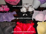 GROSSISTE DESTOCKEUR LOT DE LINGERIE TORRENTE