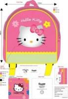Sac à Dos en Peluche Hello Kitty
