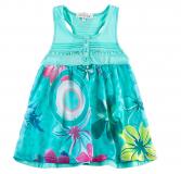 Belle robe fleurie